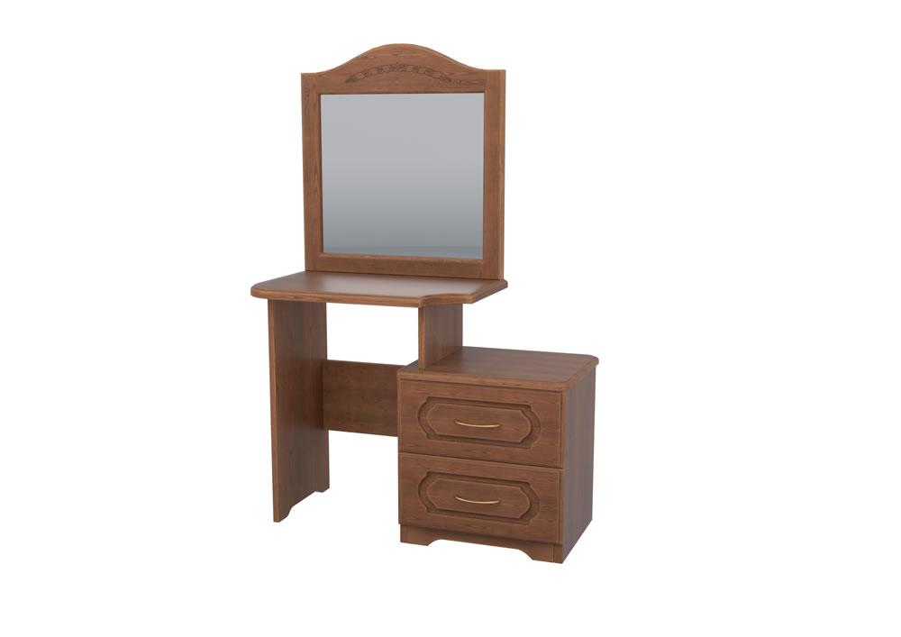 Стол Dreamline туалетный с тумбой и зеркалом №1