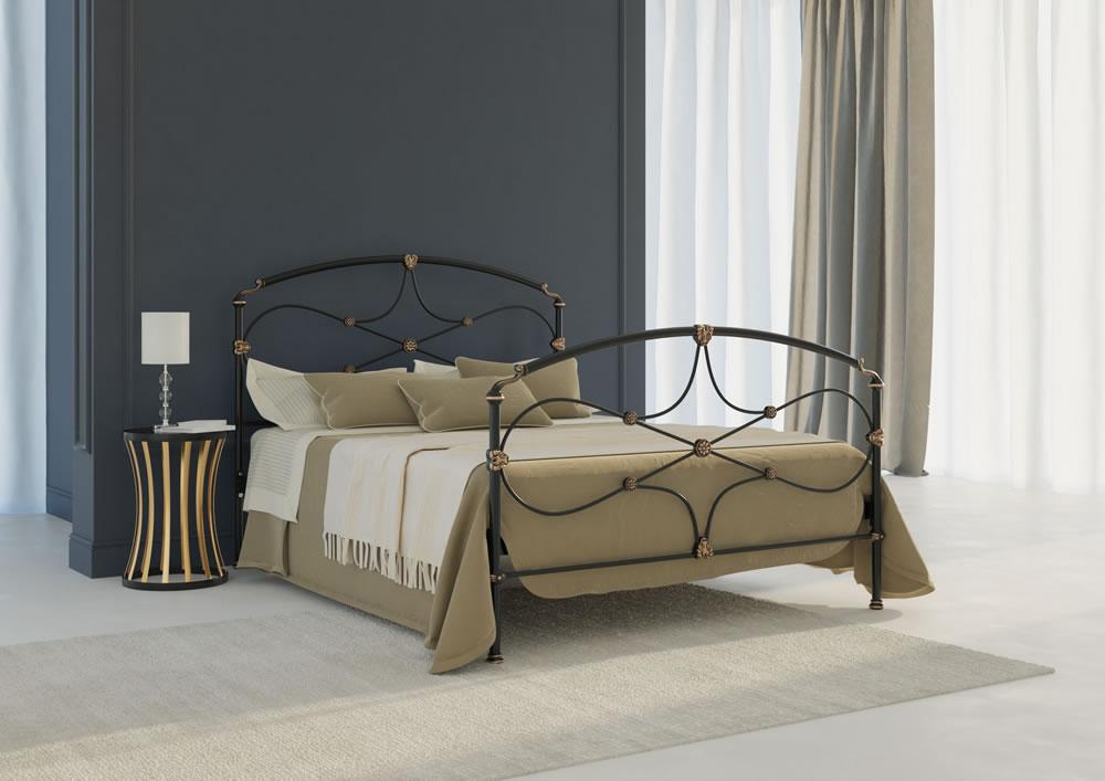 Кровать Dreamline Laiza (2 спинки)