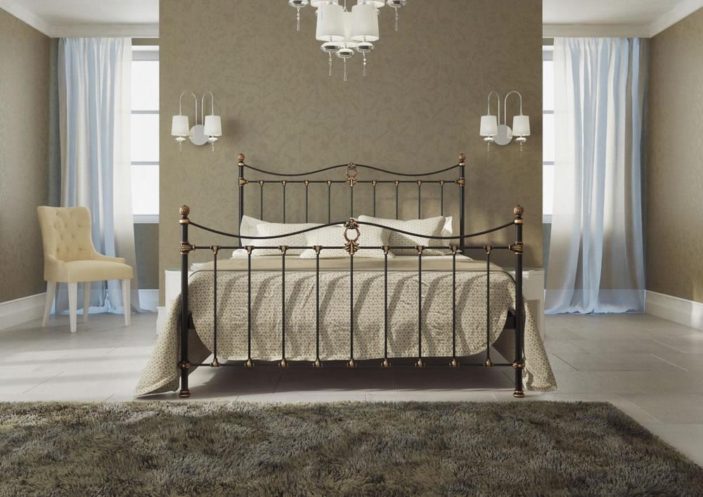 Кровать Dreamline Taya (2 спинки)