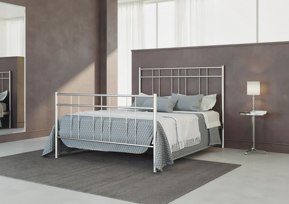 Кровать Dreamline Modena (2 спинки)